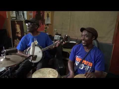 "WILLIAM WHITE - Making of the Album ""OPEN COUNTRY"" Jamaica 2013"