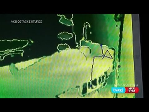 Ghost Adventures Season 8 Episode 3 Kinect Ghost Mapping