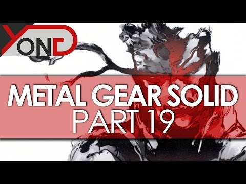 Metal Gear Solid - OUTER HEAVEN - YongPlay #19