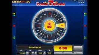 Novoline Fruits 'n Sevens online spielen (Novomatic)