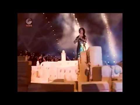 Ofra HAZA - Yerushaláyim Shel Hazav (Live 1998) *** T HD ***