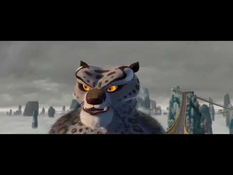 The Furious Five Vs Tai Lung In Tamil