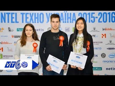 Cô gái Việt là huyền thoại tại Cherkasy, Ukraine | VTC