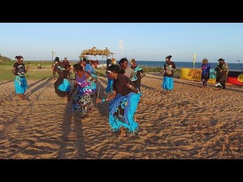 Waayin (Emu) Opening - Nunggarrgalu Clan - Numburindi Festival 2016