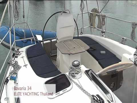 "Bavaria 34 Video - Phuket Yacht Charter - Bareboat ""Little Eva"" by Elite Yachting"