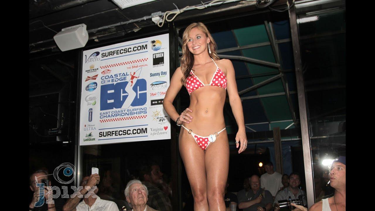 Miss planet beach bikini contest