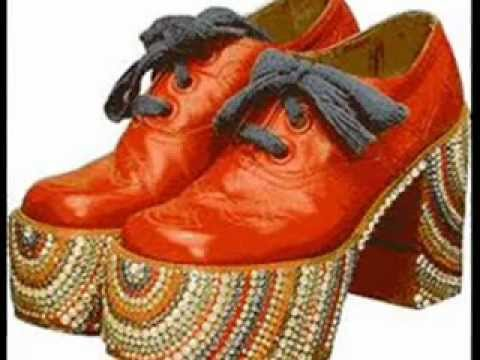 Boogie Shoes  By: Lee Benoit  by: Donna Lynn