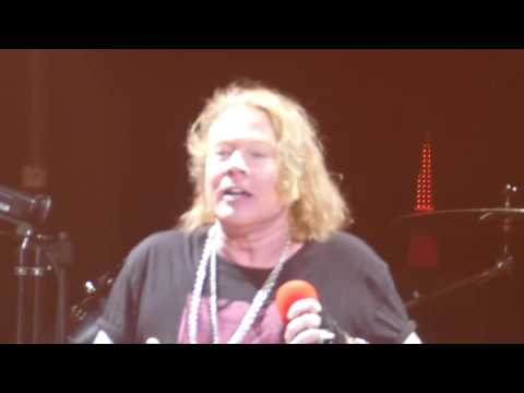 AC/DC feat Axl Rose – Highway To Hell  Sep 2 2016 Atlanta
