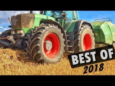 🇫🇷 L' Année 2018 par AFK - BEST OF - Agricultural Machine in Action 🇫🇷