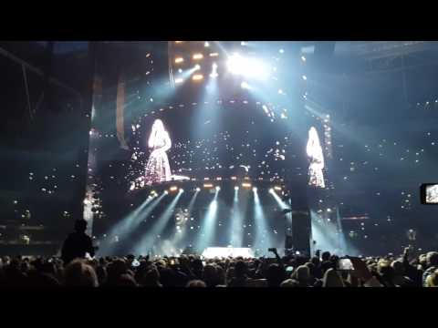Adele Live Wembley 2017 - Rolling In The Deep