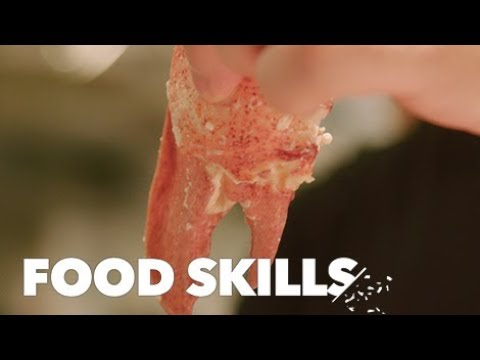 How to Eat a Lobster Like a Pro | Food Skills thumbnail