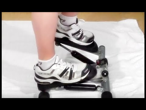 Mini Exercise Stepper A Quick Review Youtube