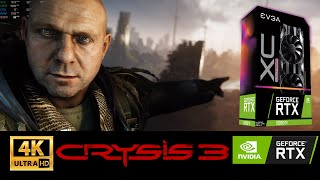 RTX-2080-Ti: Can it run Crysis 3 ? 4K