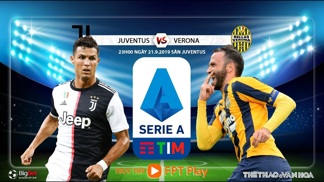 Soi kèo Juventus vs Hellas Verona