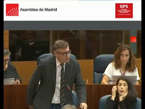 Pablo García-Rojo @gpsAsamblea