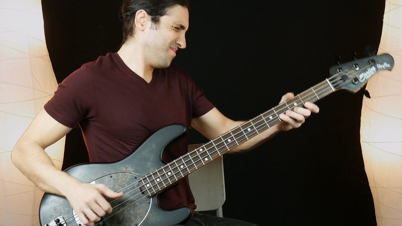 Beatles - Let It Be Solo Bass | Inspired by the Mateus Asato Arrangement - YouTube