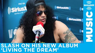 Baixar Slash on what his album Living The Dream is about