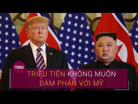 Triều Tiên tuyên bố không muốn đàm phán với Mỹ | VTC Now