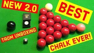 TAOM Snooker Chalk Version 2.0