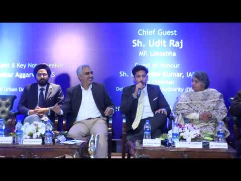Questions & Answer Session  in Land Pooling Policy Conference