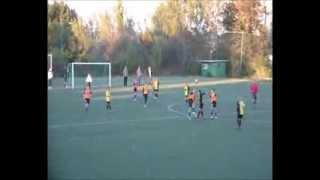 Polonia Bytom - Ruch Radzionków 2002, 30 Wrzesień 2013, 0 - 1 Michał Szromek (3 - 2)