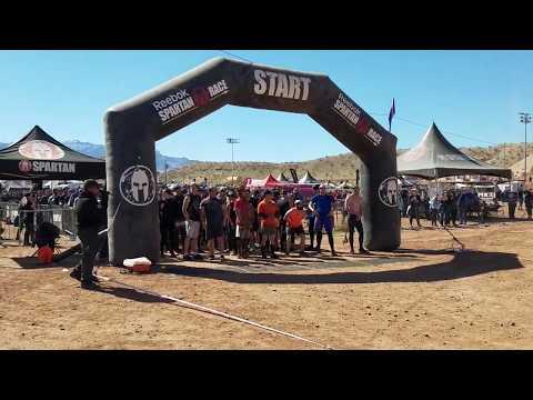 Spartan Race - Las Vegas Sprint 2018 - EVENT VIDEO (Littlefield, AZ)
