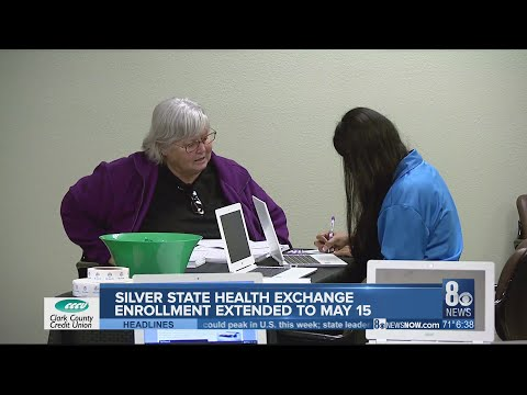 Nevada Health Insurance Exchange Extends Special Enrollment Period