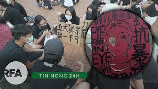 Tin nóng 24H | Sinh viên Hong Kong tuyên bố bãi khóa để tiếp tục biểu tình