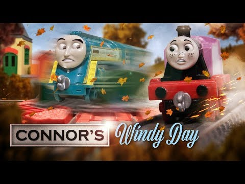 Connor's Windy Day  Thomas Creator Collective  Thomas & Friends
