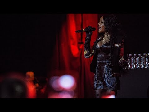 Azealia Banks – Luxury – live @ Sentrum – Kyiv, 20.09.2017