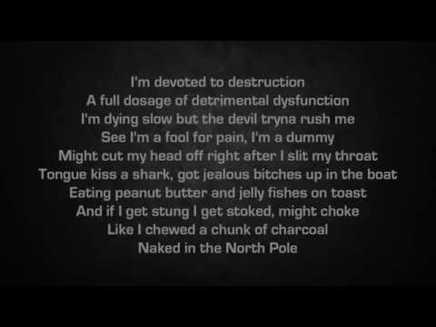 Lyrics  Sucker For Pain   Lil Wayne, Wiz Khalifa & Imagine Dragons W Logic & Ty Dolla $ign Ft X Amba