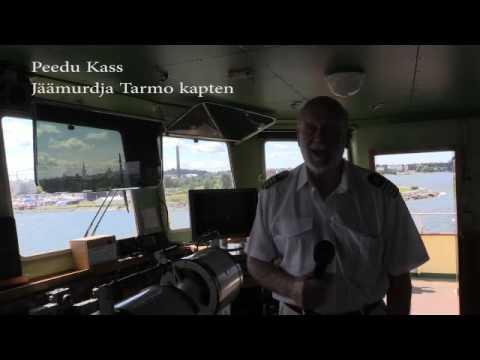 Jäämurdja Tarmo kapten Peedu Kass