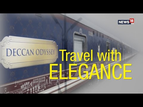 India's Luxury Train Deccan Odyssey Offers An Exquisite Experience