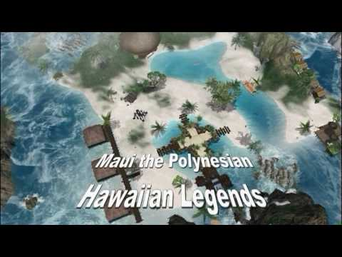 Polynesian Stories and Legends