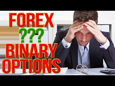 Forex VS Binary Options Trading: Round One! Learn More
