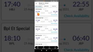 how to book train ticket from EaseMyTrip app | Enjoy EaseMyTrip Train Booking at Zero Service Charge screenshot 1