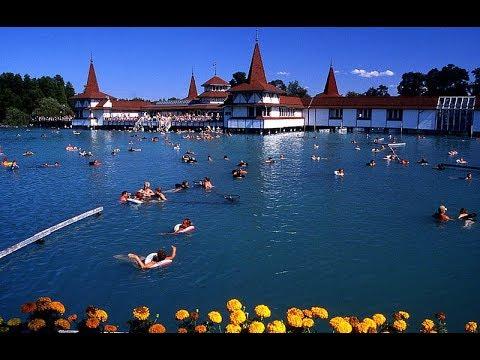 Lake Heviz Tour - Balaton Hungary