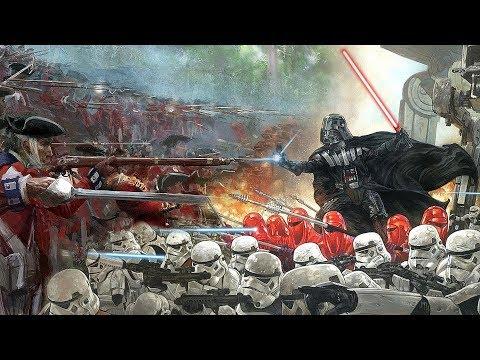Age of Empires & Star Wars | Theme Mashup