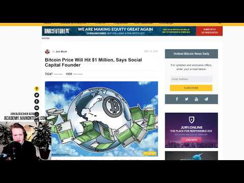 Bitcoin To $1M? HODLING Is Crap, Mining Tax, Cryptojacking, Iceland, Ethereum And Bitcoin Stats