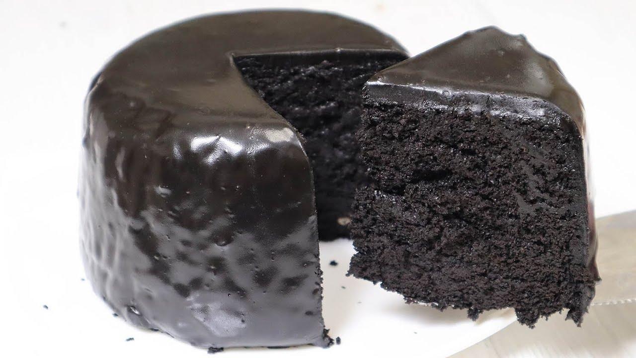 🍫Weicher Schokoladenkuchen  KEIN Backofen  KEINE Eier  KEIN Mischpult!