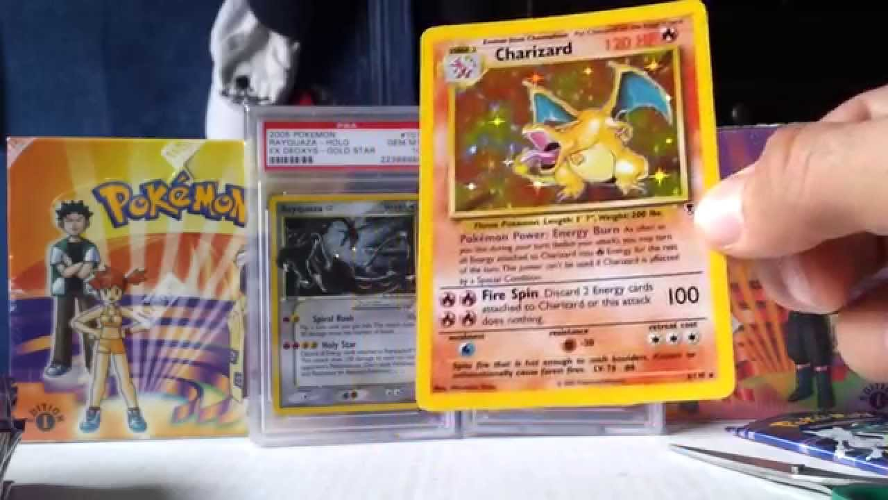 Pokemon Legendary Collection Booster Box Opening Part 1 ...