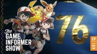 GI Show – Fallout 76, Pokémon Switch, Mega Man 11