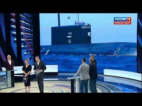 """Подводная лодка """"Краснодар"""" вызвало панику в НАТО"""