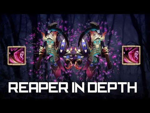 Legendary Heroes In Depth: Grizzly Reaper