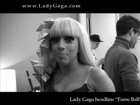 Lady Gaga — Transmission Gaga-vision: Episode 36
