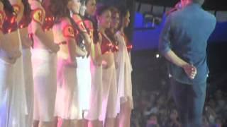 Daniel Padilla in Zambales Festival 2