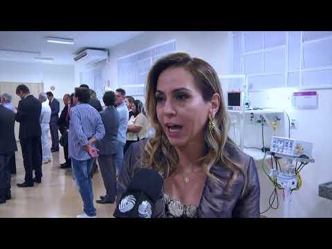 Hospital São João de Deus inaugura UTI pediátrica