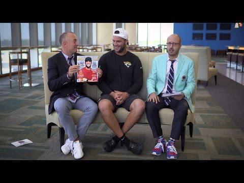 Men In Blazers: Tackle Football | Blake Bortles Interview (Ep 4) | NFL in London