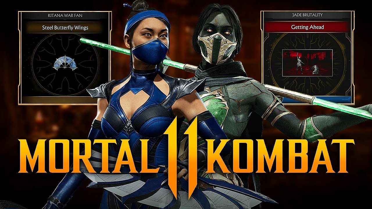 Mortal Kombat 11 New Kombat League Krypt Event For Kitana