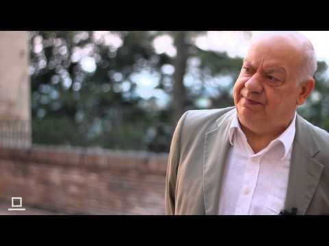 Amor Vacui / Interviews. FRANCO PURINI. XXII Seminario internazionale di Camerino